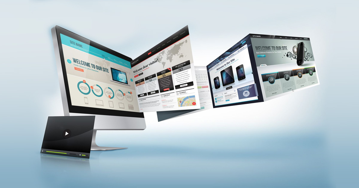 create web design