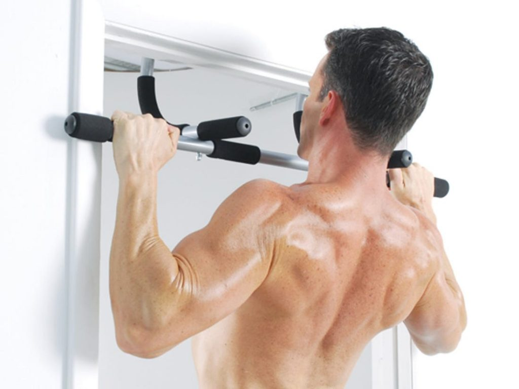 Door Pull Up Bar